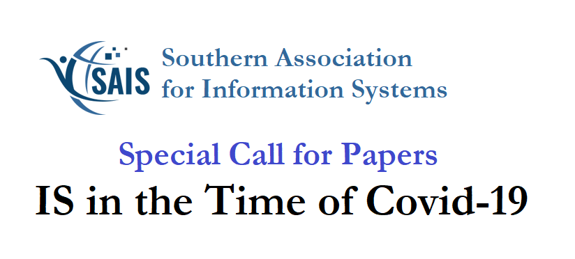 Special Call for Papers - IS in the time of Covid-19